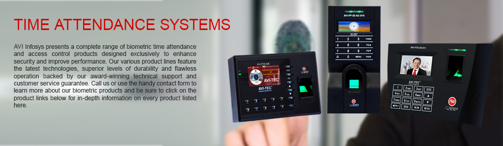 how to install time attendance system