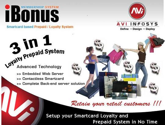 Smart Card Loyalty, loyalty program