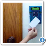 Access Control - Time attendance - access with RFID badge