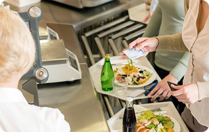 E- Meal Card System for Food Courts Meal Management System