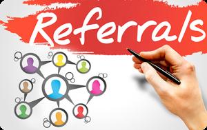 NFC based Customer Referral Program