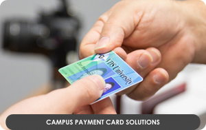 Campus Payment Card solutions