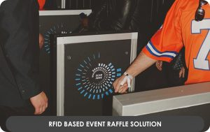 RFID based Event Raffle Solution