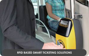 RFID based Smart Ticketing Solutions