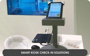 Smart Kiosk Check-IN Solutions