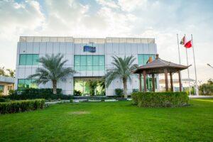 Al rawabi Milk Building case studies