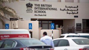 Cashless System in the British International School