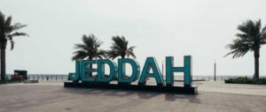 Contactless Cashless Payment system for Jeddah Waterfront