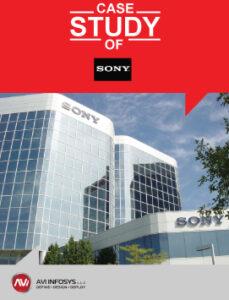 sony Case Studies